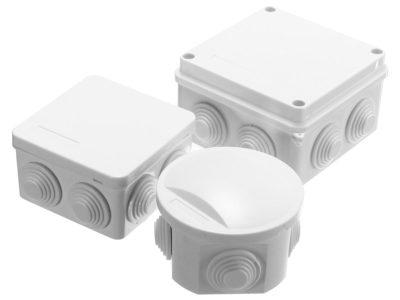 распред коробки ip54 и ip65